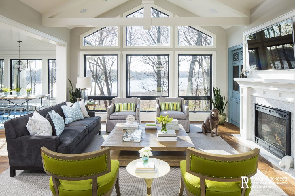Фотосъемка интерьеров в доме