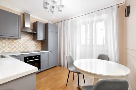 Фото кухни в маленькой квартире