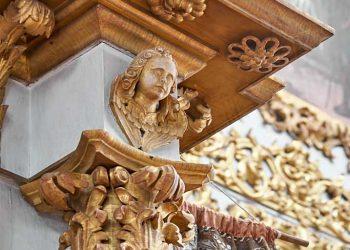 Иконостас в стиле барокко
