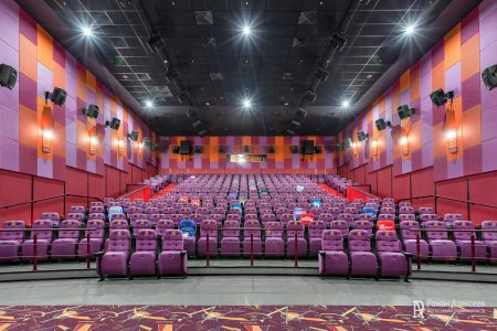 Фото зала в кинотеатре