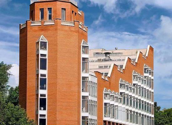 Фото бизнес-центра в Москве