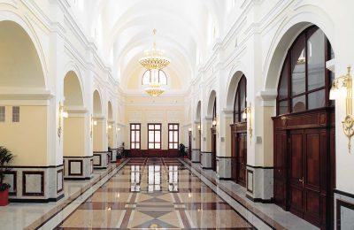 Фото интерьера центрального банка