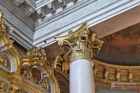 Интерьер храма фото