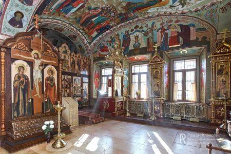 Фото храма Архангела Михаила