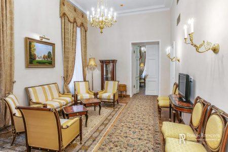 Номер в Петровском путевом дворце