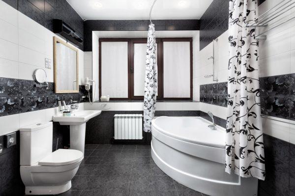 фото ванной комнаты в отеле